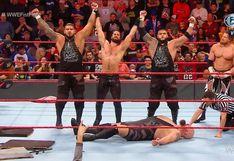 Buddy Murphy se une a las tropas de Seth Rollins y acabaron al Big Show, Samoa Joe y Kevin Owens | VIDEO | FOTOS