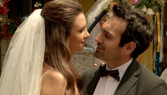 """El episodio que cerró la historia de """"Kizim"""" estuvo lleno de emociones, con una boda doble y con el inicio de una familia para la pequeña Öykü (Foto: Med Yapım)"""