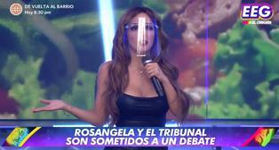 "Rosángela Espinoza regresa a 'EEG': ""No soy soberbia, soy sencilla"""