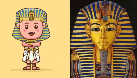 Faraón tenía apenas 19 cuando perdió la vida