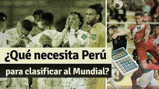 Perú cayó en Argentina: ¿Qué necesita la 'Bicolor' para ir al mundial de Qatar?