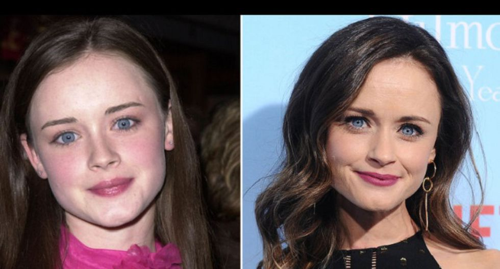 Alexis Bledel – Rory Gilmore