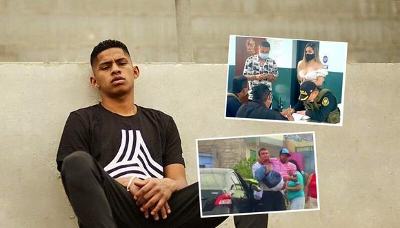 Kevin Quevedo comparado con otros jugadores amigos de la noche (Foto: GEC)