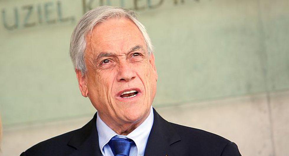 El presidente de Chile, Sebastián Piñera, decretó estado de emergencia en Santiago tras fuertes protestas. (Foto: AFP)