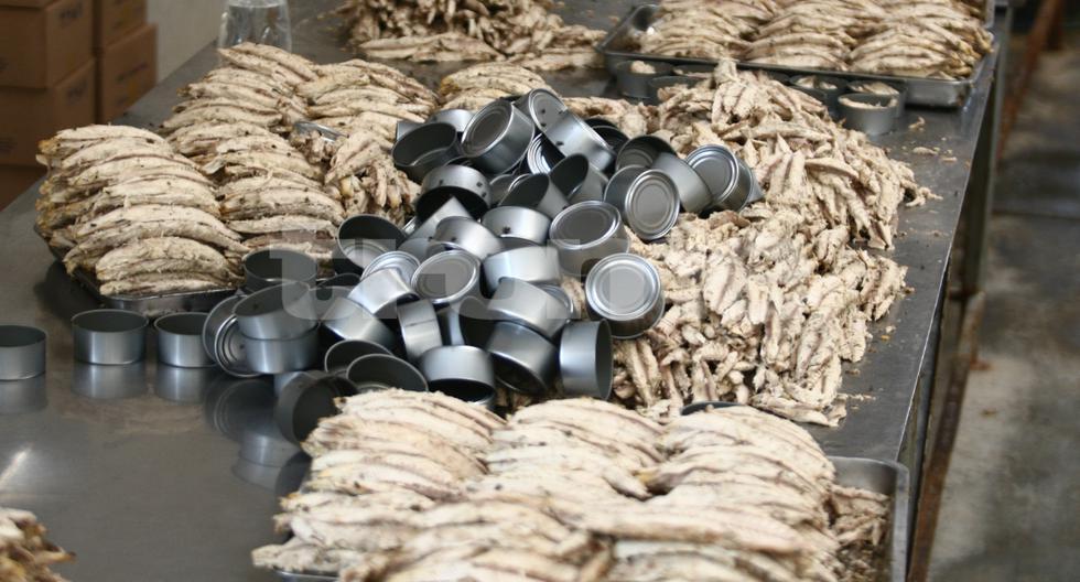 Sacan del mercado conservas de pescado producidas por empresa china y que eran consideradas un peligro