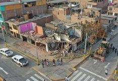 Gobierno prorroga por segunda vez el estado de emergencia en zona de Villa El Salvador afectada por incendio
