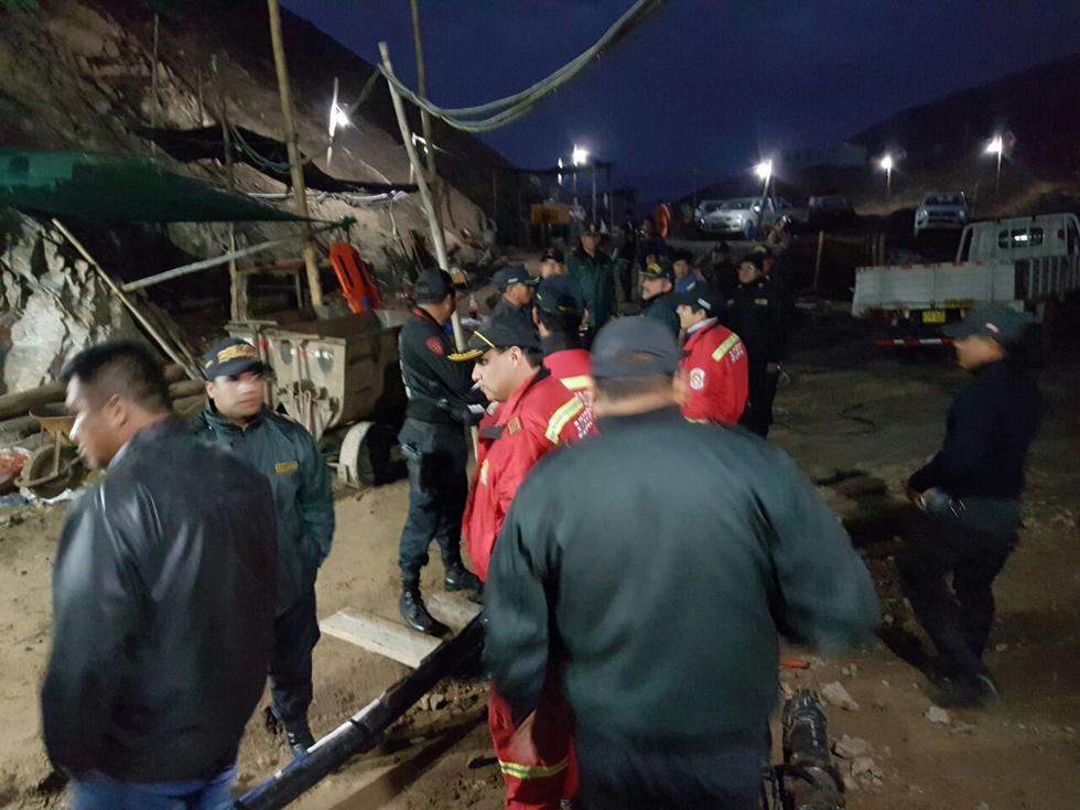 Trabajos de rescate continúan en Acari. (Gobierno Regional de Arequipa)