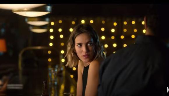 "Netflix estrena ""La Corazonada"", su primera película argentina (Foto: captura)"