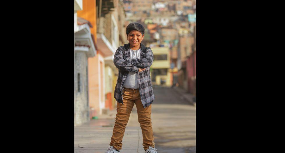 Raulín Huamán interpretará a Deyvis Orosco en programa 'Yo soy Kids'.
