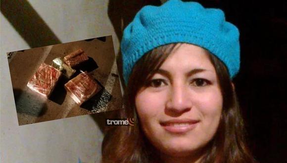 Leysy Maricruz Asmat peruana residente en Argentina.