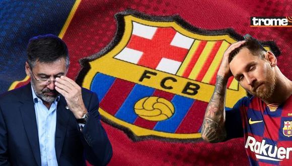 BarzaGate, el escándalo que envuelve al Barcelona
