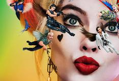"""""""Aves de presa"""": revelan nuevos afiches individuales de la esperada película   FOTOS"""