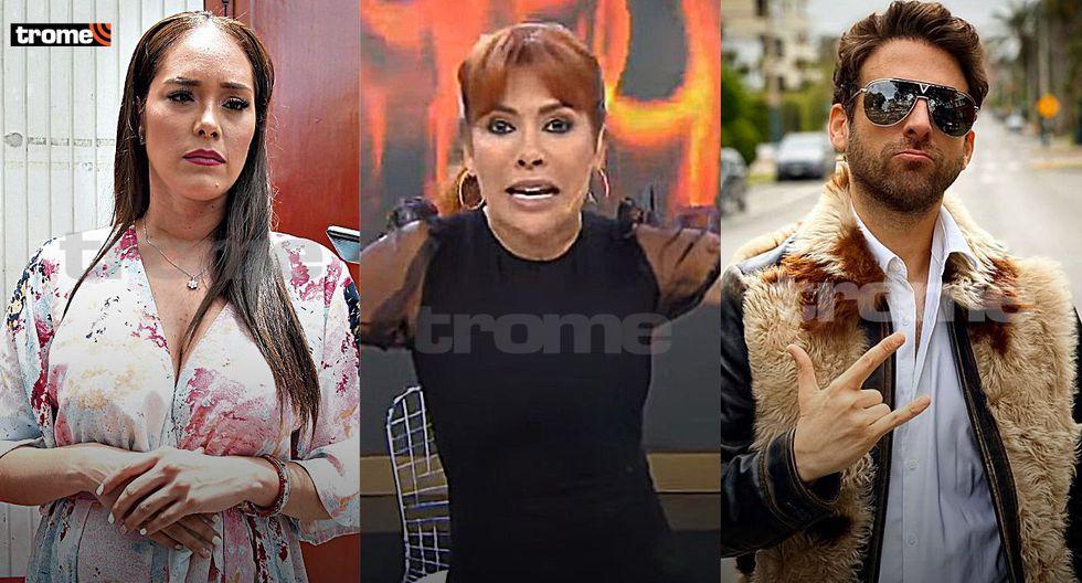 Magaly Medina y su fuerte indirecta a Karen Schwarz por posible denuncia a Rodrigo González