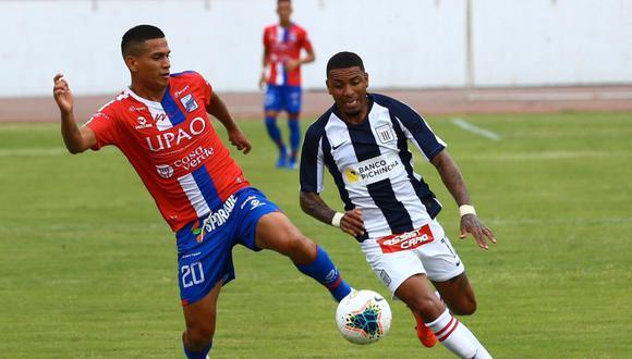 Alianza Lima vs Mannucci por Torneo Apertura de Liga 1. (HugoCurotto/ Gec)