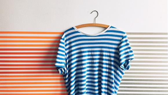 Debes usar un tipo de estampado a rayas dependiendo de tu estatura. (Foto: Getty)