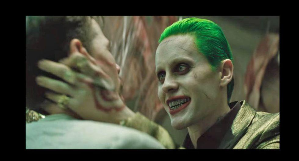 El actor no sabe qué pasó con todos la escenas que grabó como en Suicide Squad.