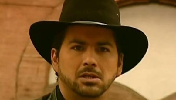 """Armando Navarro, personaje de """"Pasión de Gavilanes"""" interpretado por el actor Juan Sebastián Aragón (Foto: Telemundo)"""
