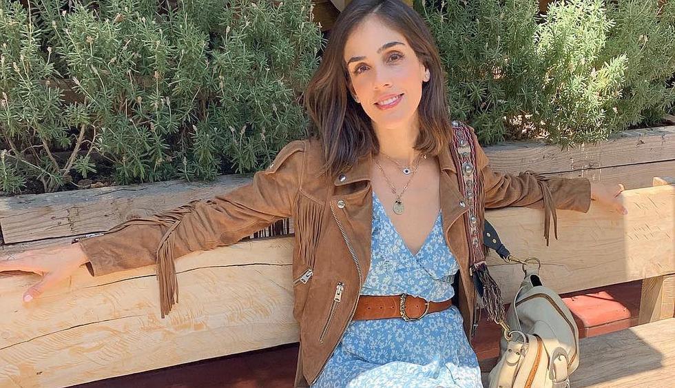 "Sandra Echeverría aseguró que no imitará a Gaby Spanic en la telenovela ""La Usurpadora"". (Foto: @sandraecheverría)"