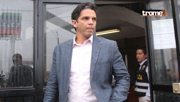El empresario Luis MIguel Llanos volvió a enfrentarse a la delincuencia poniendo su propia vida en juego. (GEC)