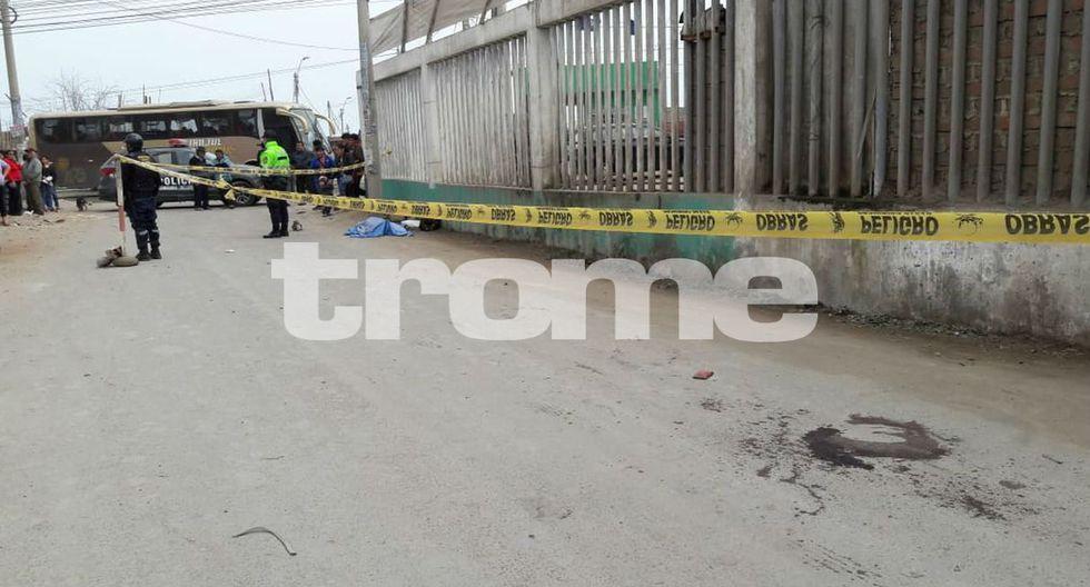 Joven asesina a cuchilladas a su padrastro tras pelea. Foto: Mónica Rochabrum