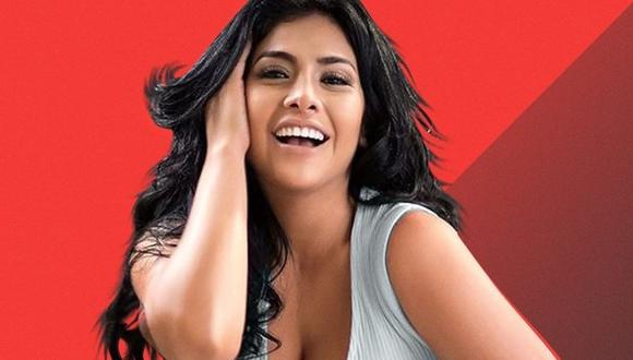 Maricarmen Marín feliz con tributo a Selena . (Foto: @maricarmenmarins)