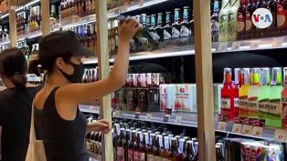 El confinamiento por covid-19 aumenta el consumo de alcohol entre mujeres