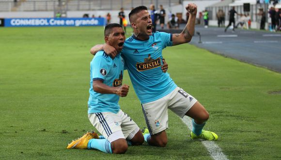 Sporting Cristal cumplió, ganó y sigue con vida en la Copa Libertadores. (Foto: Fernando Sangama / GEC)