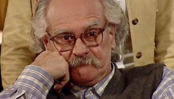 Jorge Cao interpretó al legendario Martín Acevedo, un militar retirado y que está paralítico. (Foto: Telemundo)