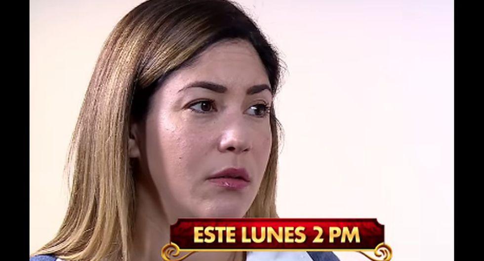 Tilsa Lozano, Blanca Rodríguez y Juan Manuel Vargas