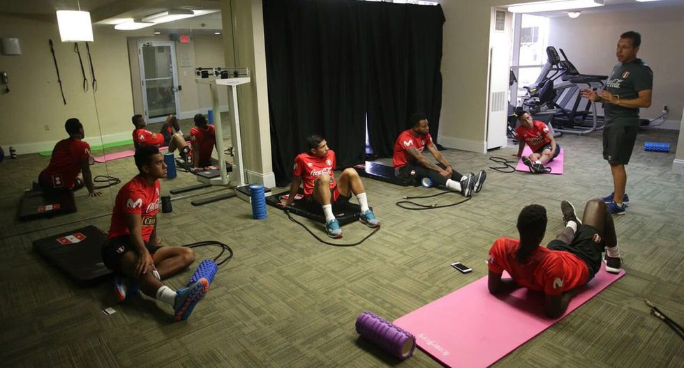 Perú vs Islandia: Selección inició trabajos para segundo amistoso en Estados Unidos | FOTOS: FPF