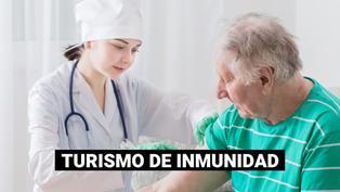 ¿Extranjeros pueden recibir la vacuna de la COVID-19 en Estados Unidos?