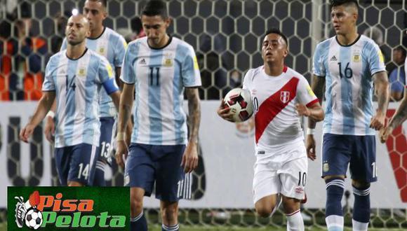 """Así vio El """"Bombardero"""" a la selección peruana."""