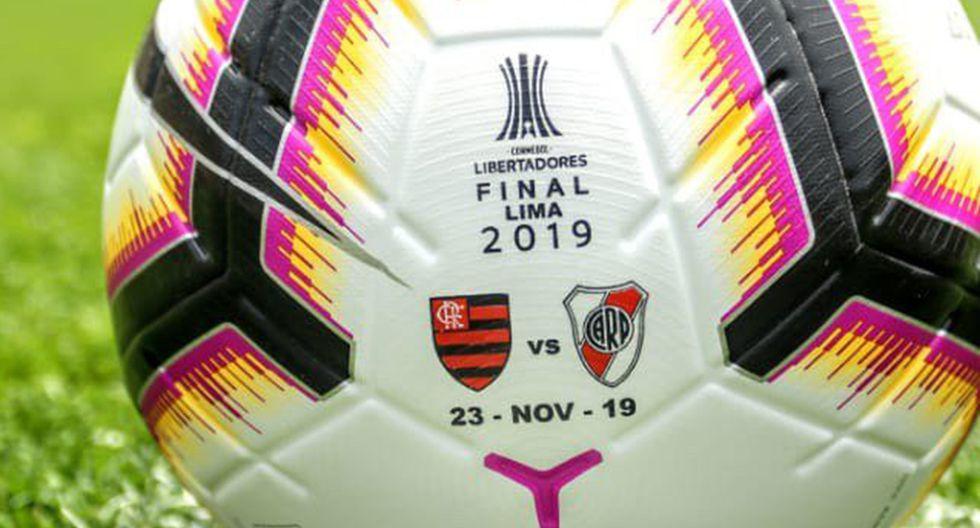 Final entre River Plate vs. Flamengo capta la atención del mundo entero. (Foto: Conmebol Libertadores)