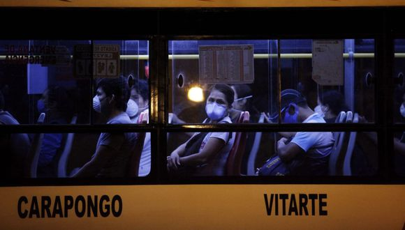 Recorrido por Ate durante el Estado de Emergencia   Foto: Andres Paredes   GEC   TROME