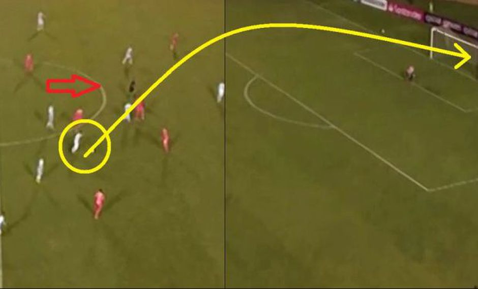 Reimond Manco: Gol de mediacancha con Real Garcilaso