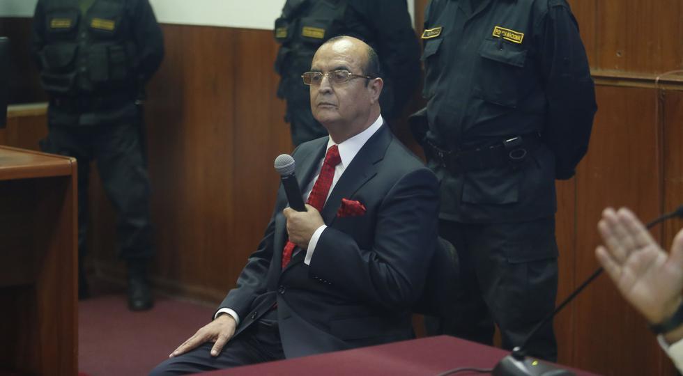 Ministerio Público pidió 7 años de prisión para Vladimiro Montesinos.