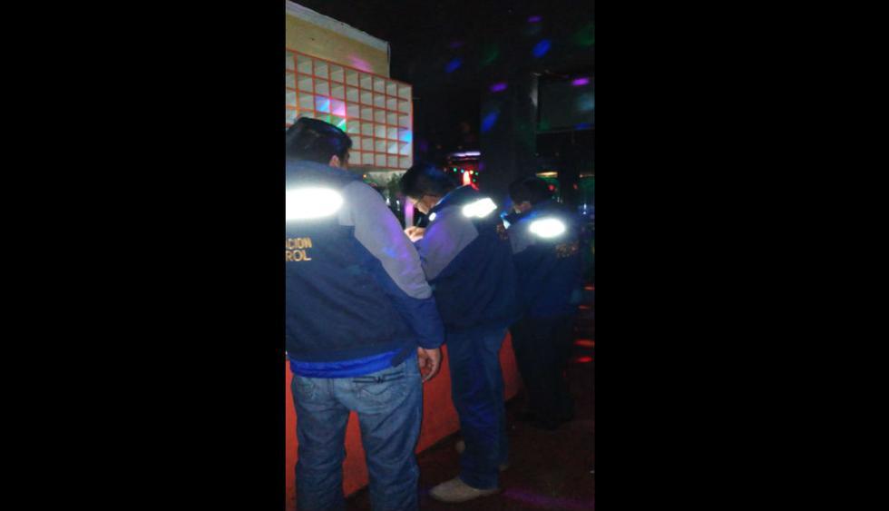 Clausuran tres night clubs sin licencia