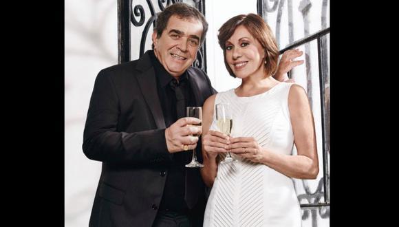 La pareja de actores tiene una hija, Lucía Oxenford, que estudia actuación en Buenos Aires. (Revista Hola)