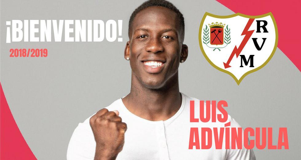 Luis Advíncula viajó a Madrid y en las próximas horas sería presentado como nuevo refuerzo del Rayo Vallecano