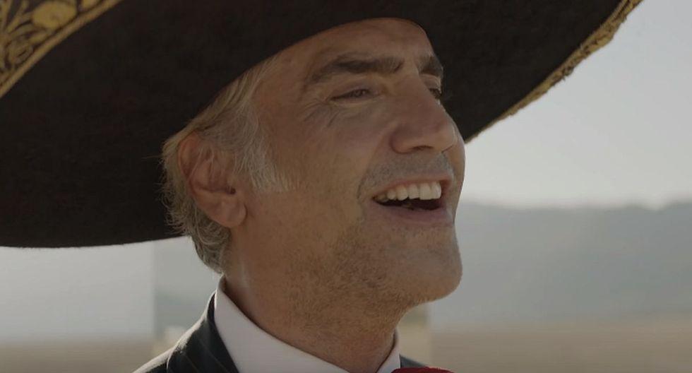 """Alejandro Fernández estrenó su nuevo tema """"Te olvidé"""". (Foto: Captura de video)"""