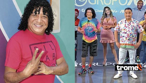 """Carlos Vílchez rompe su silencio: """"Estoy contento de estar en ATV, Jorge es más que un amigo"""""""