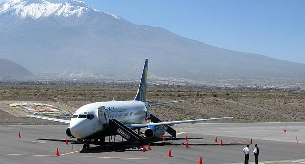 Sky Airline ofrecerá vuelos hacia Cusco, Piura, Pucallpa, Tarapoto, Iquitos, Arequipa y Trujillo. (Foto: GEC)