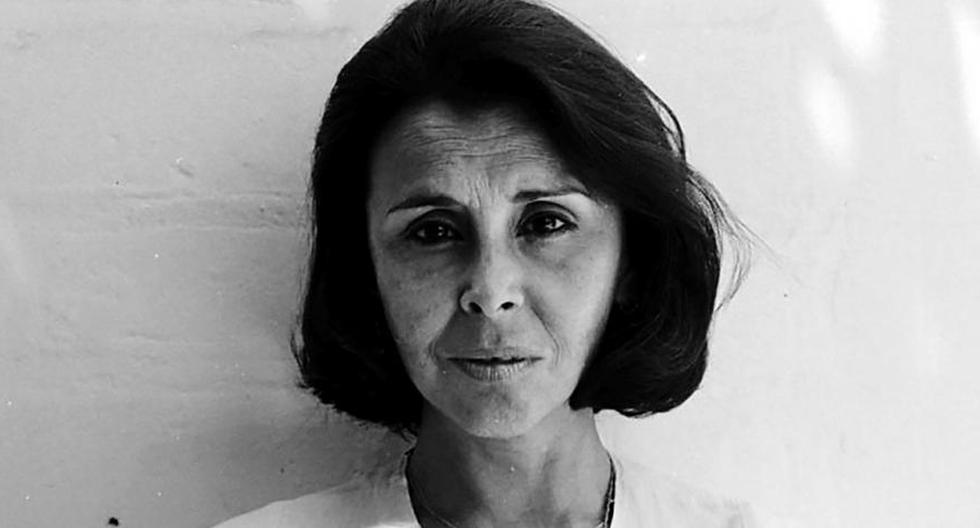 Blanca Varela. (Foto: Archivo GEC)