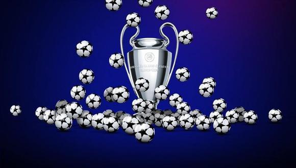 Sorteo Champions League: los emparejamientos de los octavos de final. (Foto: UEFA)