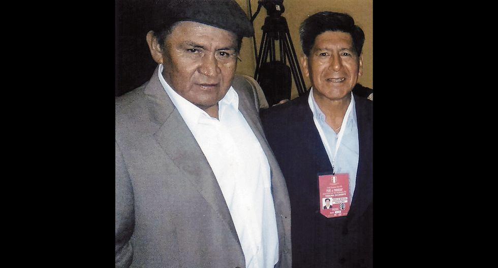 Hugo Sotil y Malcom Mendocha
