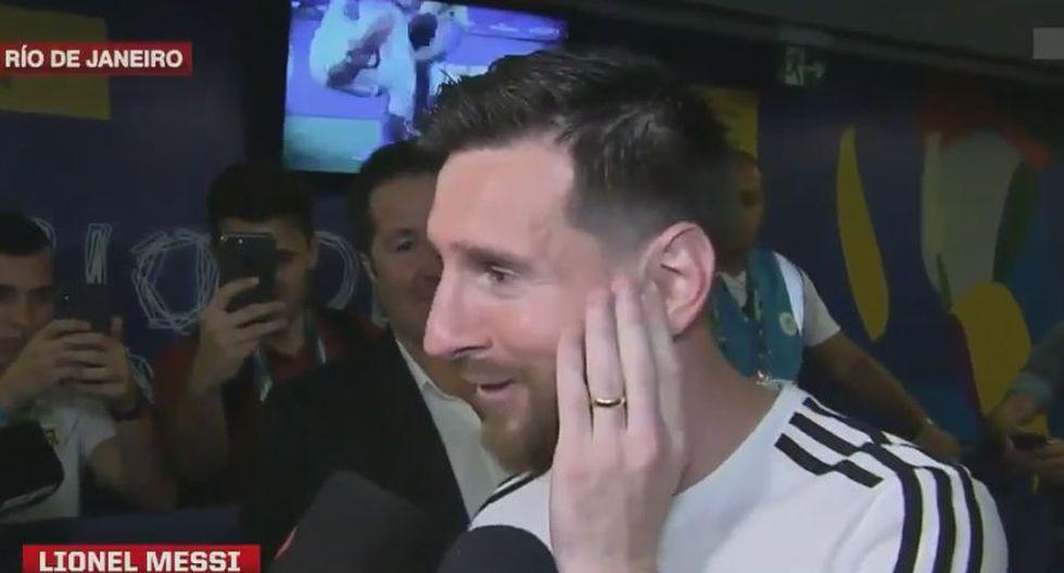 Lionel Messi Himno