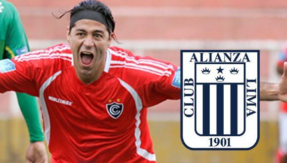 'Checho' Ibarra jugó en Universitario y es ídolo de Cienciano. Foto: Composición.