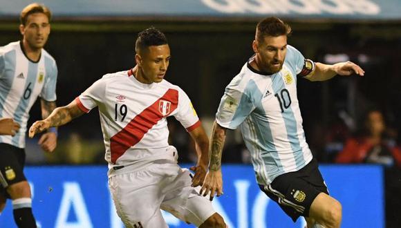 Con la posible vuelta de Lionel Messi, la selección peruana se iba a medir a la Albiceleste (Foto: AFP).