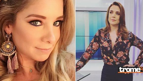 Melissa Peschiera habla del caso de Sofía Franco y Álvaro Paz de la Barra