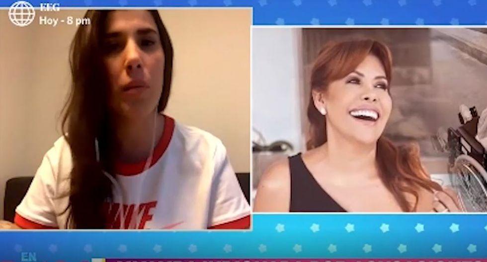 Yahaira Plasencia arremete contra Magaly Medina